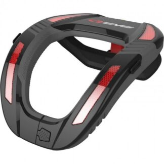 EVS R4 Koroyd Neck Brace Black Adult