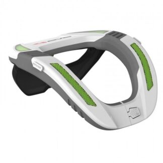 EVS R4 Koroyd Neck Brace White Youth
