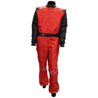 Zamp ZR-50F FIA8856-2000 Race Suit Red Black