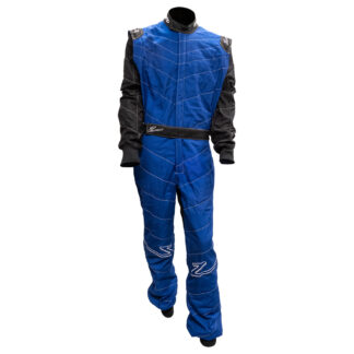 Zamp ZR-50F FIA8856-2000 Race Suit Blue Black