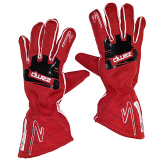Zamp ZR-50 Glove Red