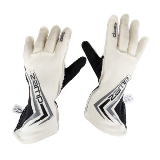 Zamp ZR-60 Gloves White