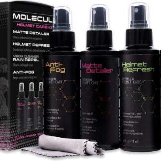 Molecule Matte Helmet care kit